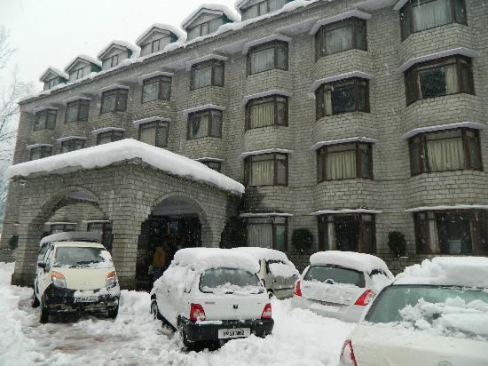 Delhi-Shimla-Kullu-Manali-Chandigarh
